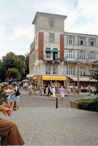 Strand-Eisdiele