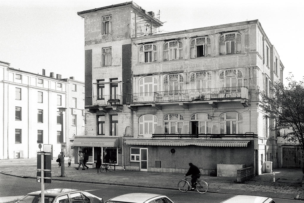 Strand-Eisdiele 1993