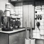 alte Eismaschinen